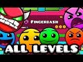 Geometry Dash 2 1 All Levels 1 21 100 Complete Latest Coins mp3