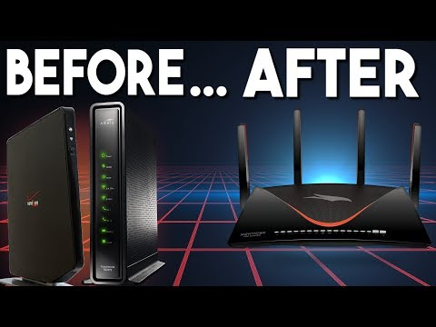 Turn Your ISP Router Into A Gaming Router