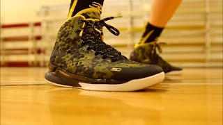 Under Armour Steph Curry One Performance Review!