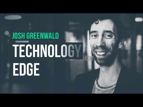 The Technology Edge · Josh Greenwald (HFT market maker)