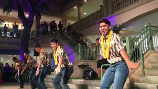 Men's Hula - Kalani Pea Concert At The Shops At Wailea
