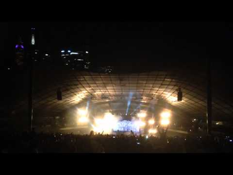 2015.1.1 ABOVE&BEYOND -New Year Australia Tour- @ Sidney Myer Music Bowl, Melbourne