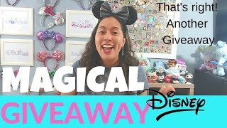 March Magical Disney Loop Giveaway | Open Thru March 31, 2019