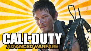 Call of Duty Advanced Warfare : Crossbow (PS4 Gameplay Commentary) Funny Gaming Montage