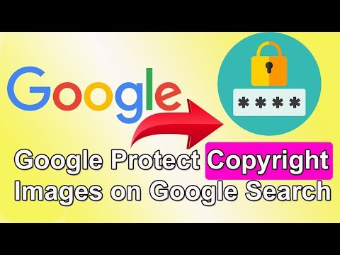 Google Protect Copyright Images on Google Search