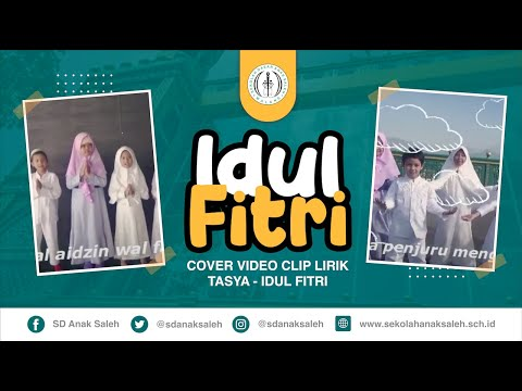 COVER VIDEO CLIP LIRIK I TASYA - IDUL FITRI