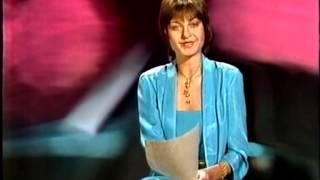 ZDF Ansage Sibylle Nicolai 1983