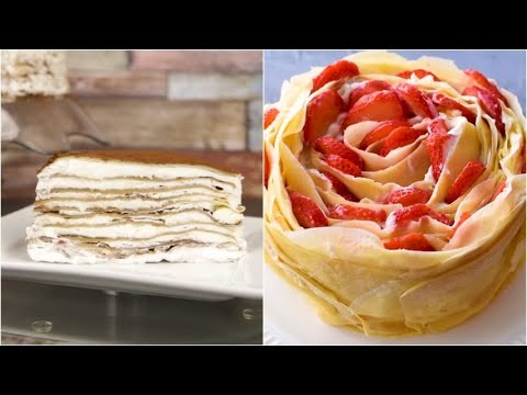 How to turn crepes into amazing desserts