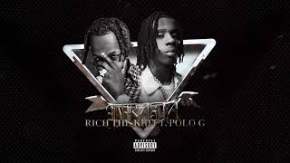 """Rich The Kid - """"Prada"""" feat. Polo G - Remix (Official Visualizer)"""