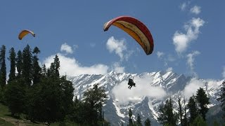 Death valley Paragliding @ Solang Valley. Manali By- Amit Kumar (Ginni)