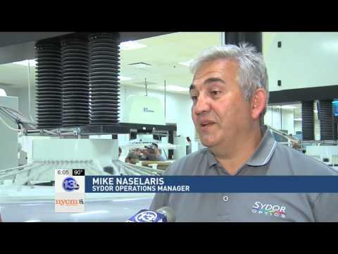 RIT on TV: Program aims to fill photonics jobs