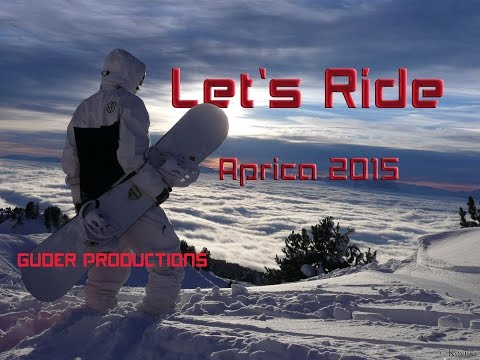 Let's Ride - SNOWBOARD MOVIE (FULL HD) -  SNOWBOARD APRICA 2015