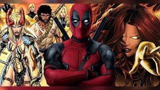 Deadpool 2, Dark Phoenix, New Mutants: X-men Film Universe 2018 Release Dates Revealed