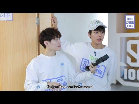 [ENG] Idol Xinfan EP3 Unaired Scenes: You Zhangjing & Lin Yanjun become real estate agents