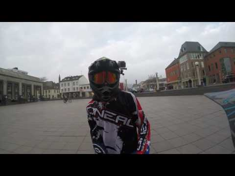 One day in a bikers life  | Urban freeride Trier
