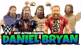 Best DANIEL BRYAN WWE Action Figures From Mattel