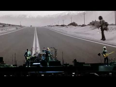 U2 - Where The Streets Have No Name - Lucas Oil Stadium, Indianapolis, IN, Sept. 10th 2017