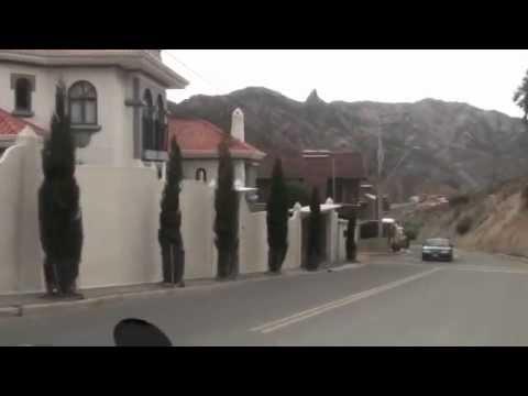 barrios de la paz, zona sur Bolivia