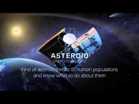NASA's Asteroid Grand Challenge - YouTube