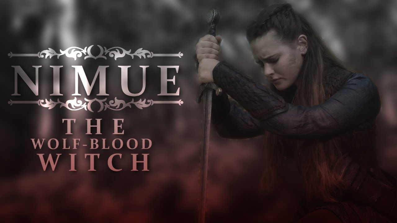 "Nimue | The Wolf-Blood Witch • ""I will be your sword!"""