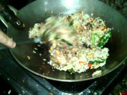 Cara Membuat Nasi Goreng Paling Enak - YouTube
