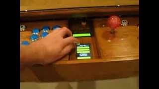 Mechanised Arcade Coffee Table
