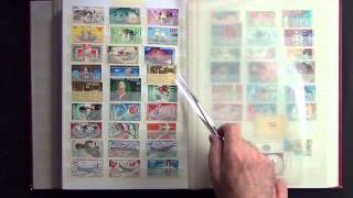 Gabon 1959-2000 Never Hinged Mint Stamp Collection