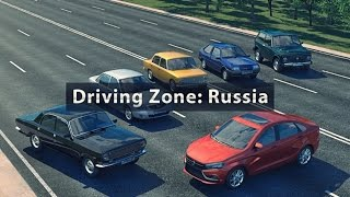 Driving Zone Russia - Android Gameplay HD screenshot 5