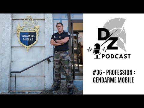 Profession : gendarme mobile