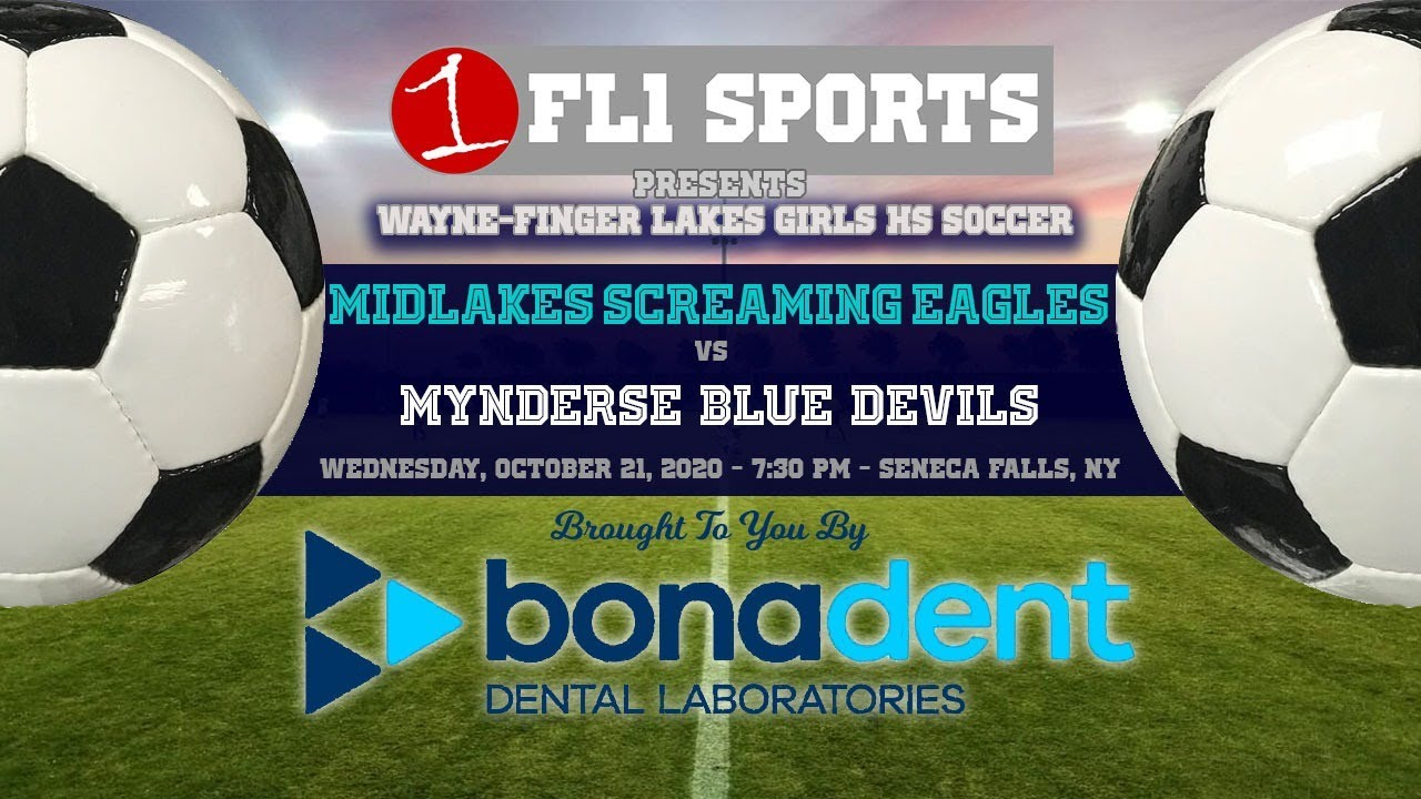 WATCH LIVE TONIGHT: Senior Night in Seneca Falls as Mynderse hosts Midlakes (FL1 Sports)