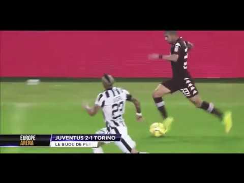 Bruno Peres goals vs juventus