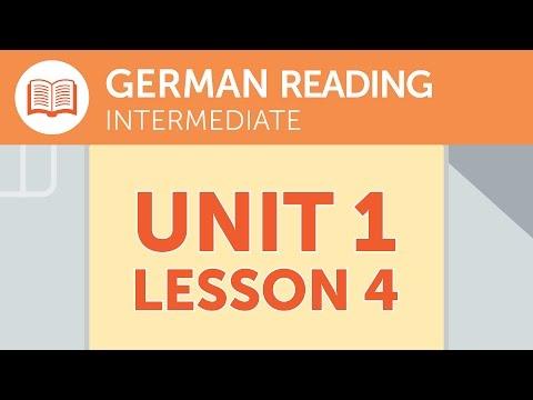 Intermediate German Reading – Reading German Job Postings