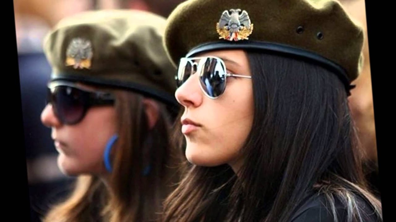 Soldier Girls Wallpapers Homenagem Ao Dia Do Soldado A Wmv Youtube