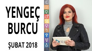 Yengeç Burcu Şubat 2018 Astroloji