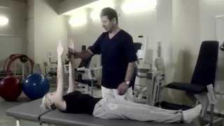Описание - Упражнения при болезни Бехтерева для пациентов с умеренной активностью заболевания