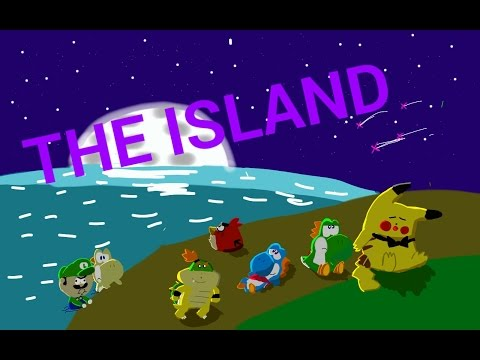 Yoshi plush adventures: The Island