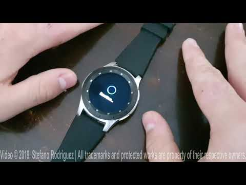How to Factory Reset a Samsung Galaxy Watch ⌚🔄