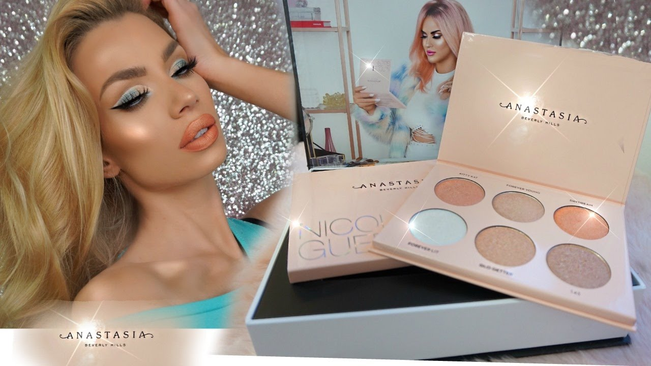 Anastasia X Nicole Guerriero Glowkit Review