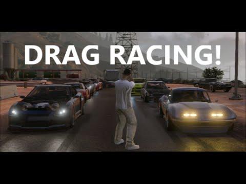 gta 5 drag race meet the queens