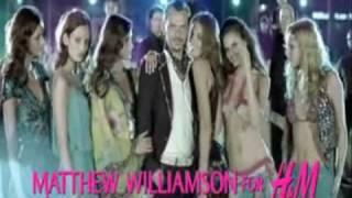 ►Spot matthew williams H&M◄ We Need a Change ♫♪(Cyro D. RmX 2009)♪♫