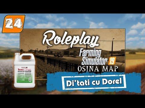 Di'tati cu Dorel in #RolePlay / #OsinaMap / #Farming Simulator 19 / Ep.24 / #Scapam de buruian thumbnail