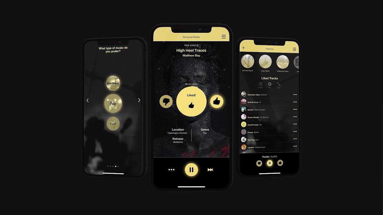 Limelight Music app