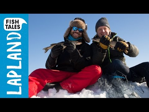 FISH SOUP | Bart van Olphen & DJ BBQ in Lapland