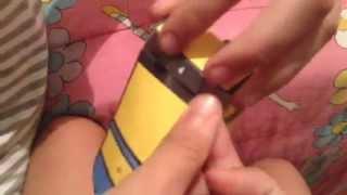 papercraft - minion (2)
