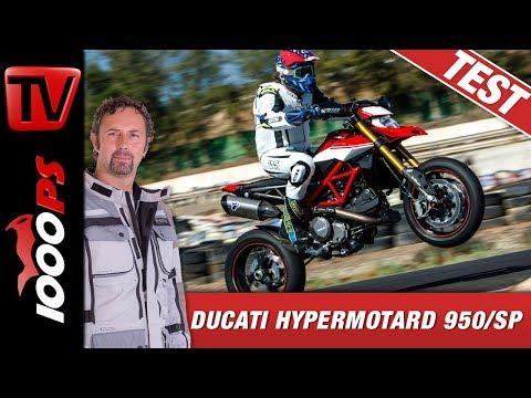 Ducati Hypermotard 950 /SP Test - Achtung, vom Aussterben bedroht!