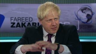 Fareed Zakaria GPS - Boris Johnson on breaking up the euro zone