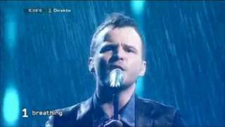 Dansk Melodi Grand Prix 2010- Bryan Rice - Breathing!