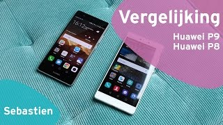 Huawei P9 vs Huawei P8 review (Dutch)
