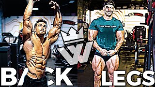 Ultimate BACK & LEGS Workout   16 Exercises for Muscle MASS