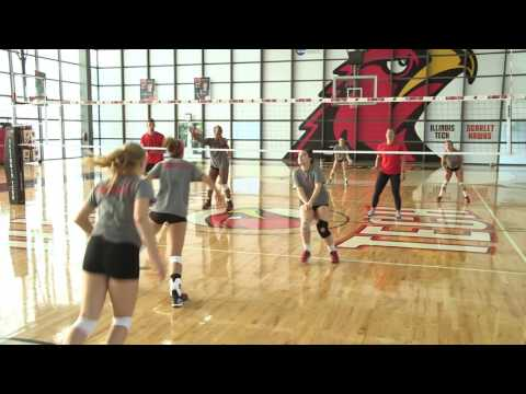 Illinois Tech Volleyball 2016 Season Hype Video